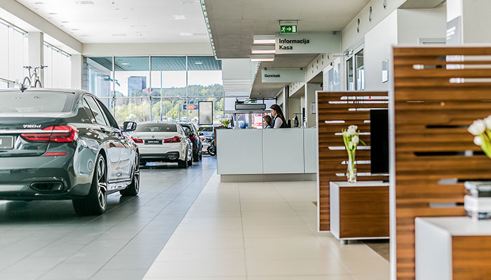 X5 ir X6 visureigiuose BMW įdiegs dalinę hibridinę technologiją