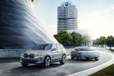 BMW iX3 BMW iNext