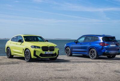 BMW X3 ir X4
