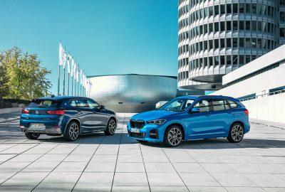 BMW pristatė iškart dvi hibridines naujienas