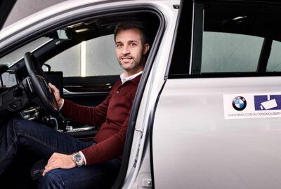 BMW Autonominis vairavimas