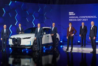 BMW group koncerno planai